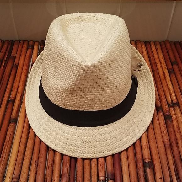 0c35260ad Milani Straw Fedora Hat